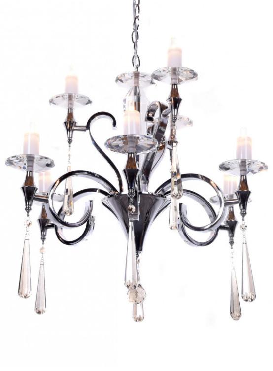 lampadario moderno elegante