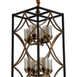 lampadario a soffitto moderno per soggiorno