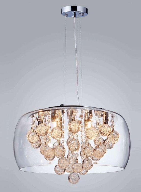 lampadario cristalli di boemia