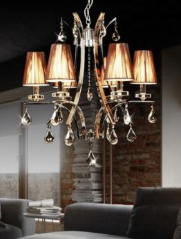 lampadario stile barocco classico molto elegante