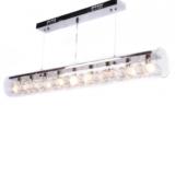 lampadario soffitto tubolare vetro