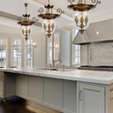 lampade soffitto classiche ottone