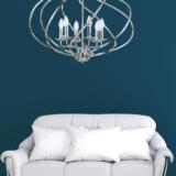 lampadario moderno soffitto