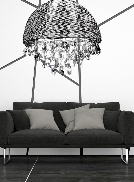 lampade particolari cristallo