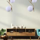 lampade sfere design struttura ottone
