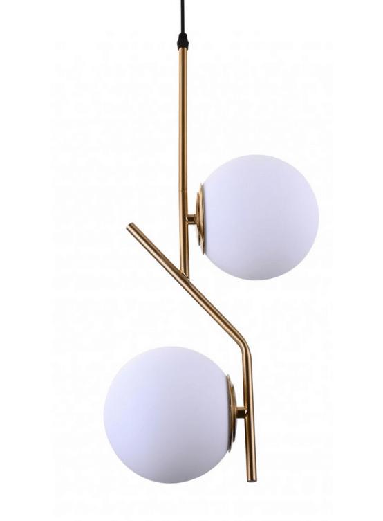 lampade verticali sfere vetro
