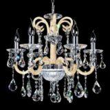 lampade a sospensione classiche cristalli murano