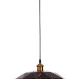 lampade a sospensione metallo nero