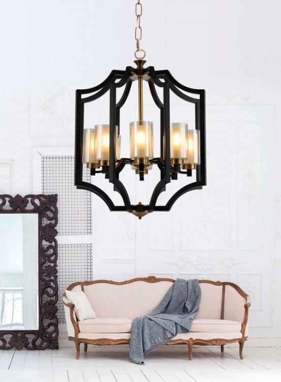 luce salotto design lampadario a sospensione