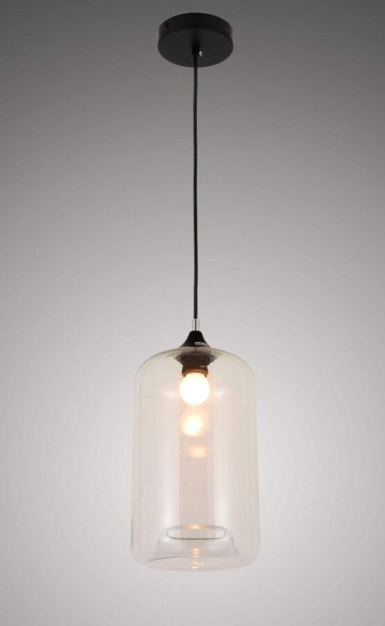 Lampada nordica trasparente