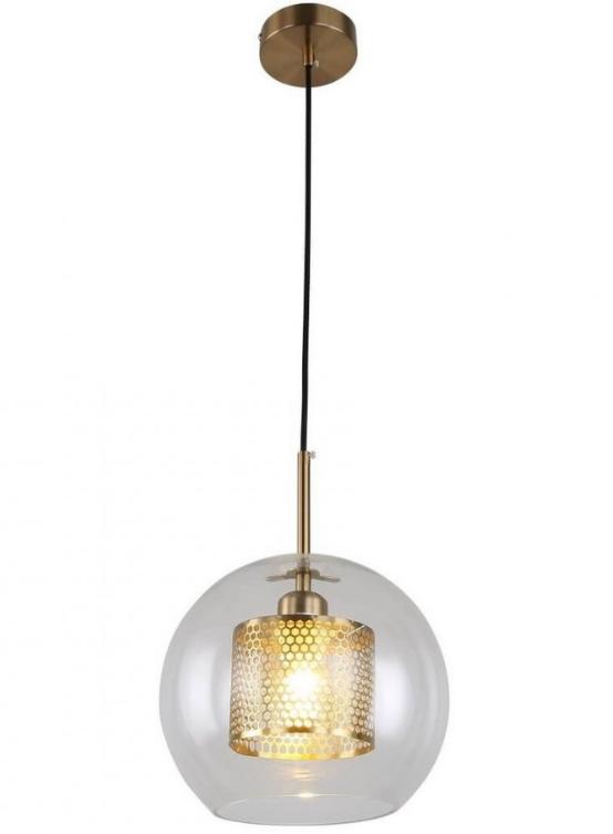 lampade soffitto ottone vetro a sfera