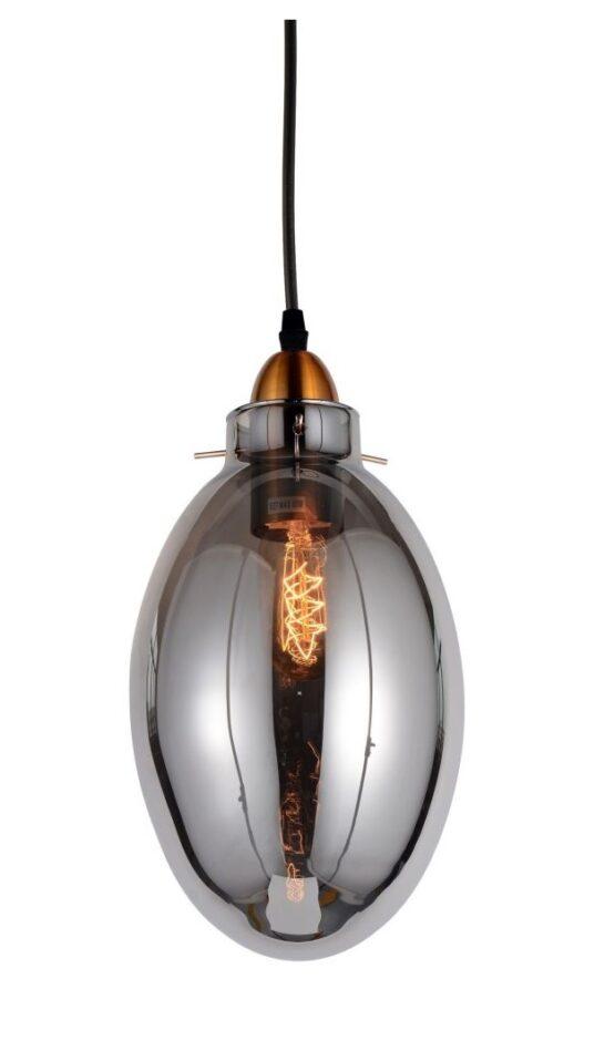 lampada da soffitto design industriale vintage RENTON