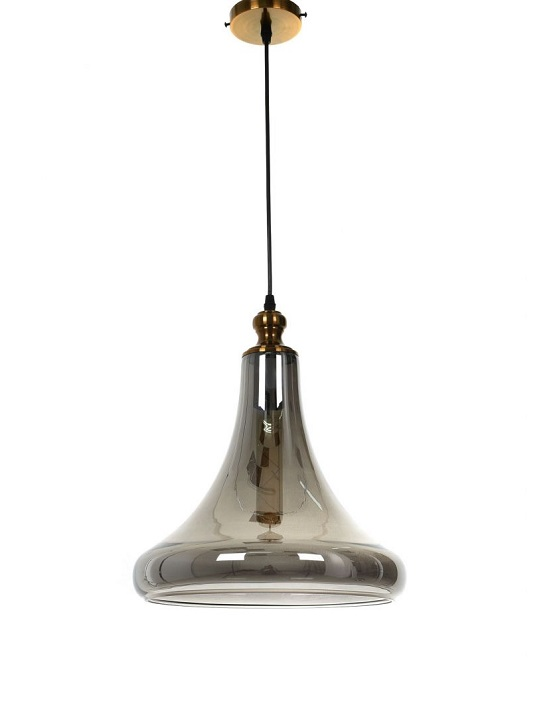 lampade vetro ottone vintage