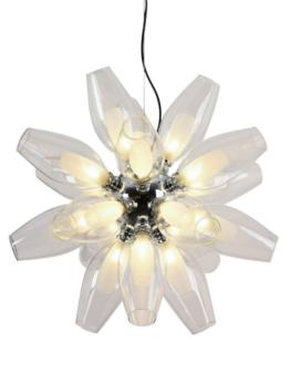 lampada da soffitto forma fiore