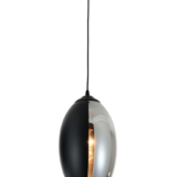 lampada sospensione nera design
