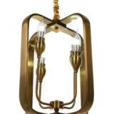 Lampadari moderni ottone