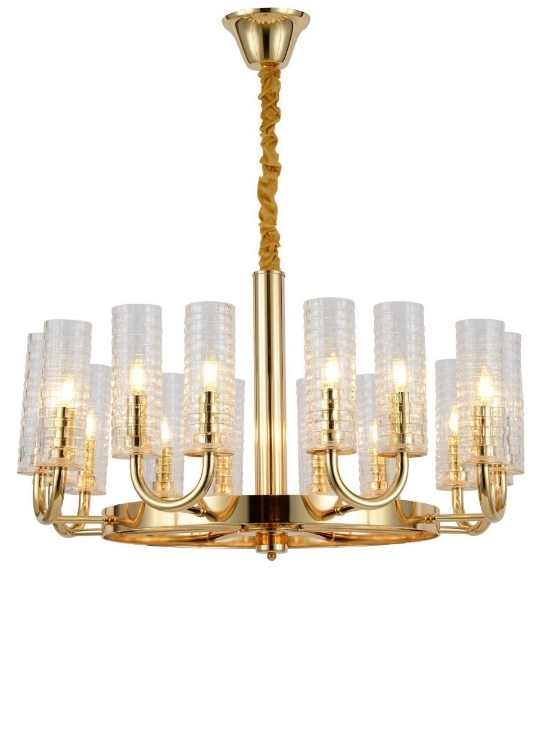 lampadario classico contemporaneo