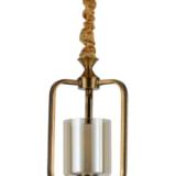 lampade ottone design a sospensione