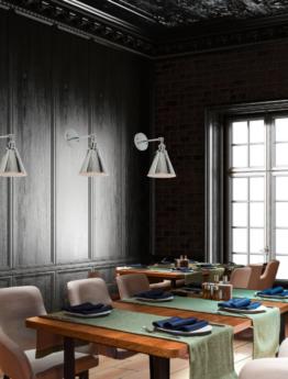 lampade a parete per ristornati e locali