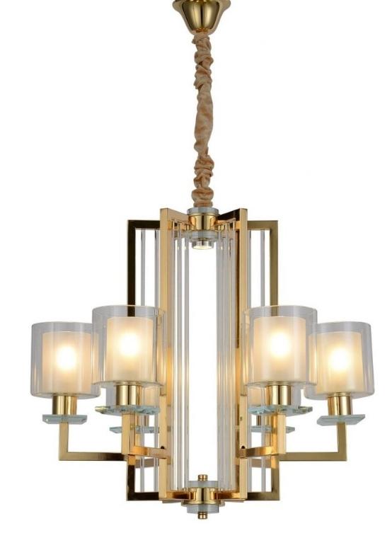 lampadario da soffitto moderno oro