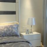 lampade sospensione bianche camera da letto