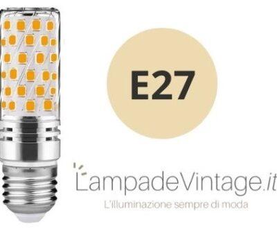 lampadine E27 piccola LED
