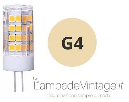 lampadina led g4
