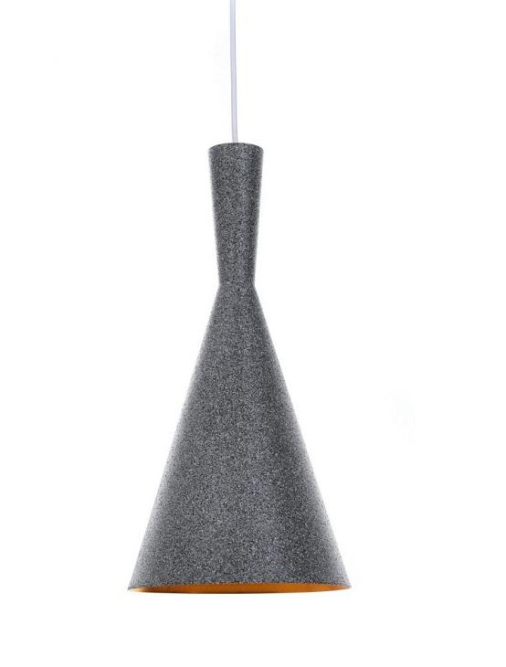 lampada soffitto vintage sospensione a imbuto