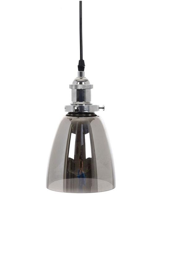 lampada a sospensione industriale vintage