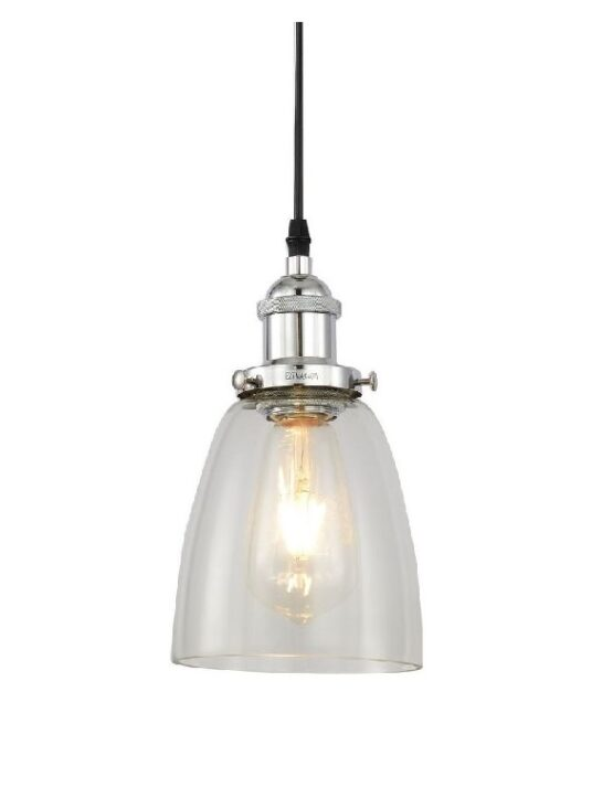 lampada stile industriale moderna FABI
