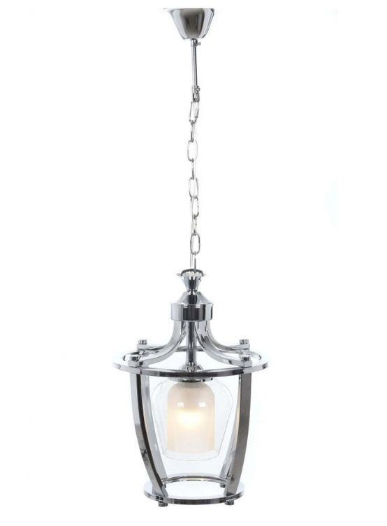 lampadari cromati moderni