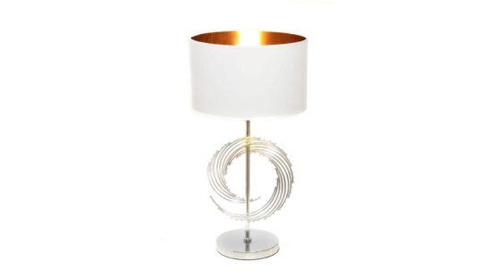 lampada da scrivania bianca