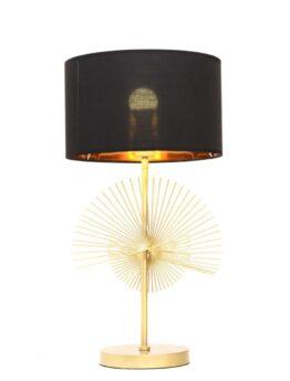 lampada scrivania design oro