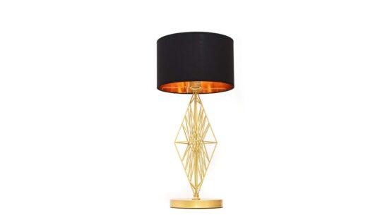 lampade classiche da tavolo oro