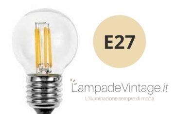 lampadina E27