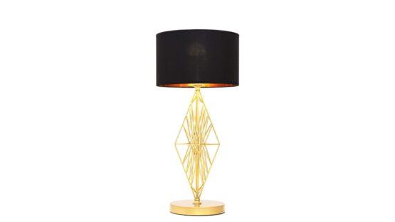 lampada da tavolo classica oro