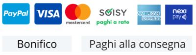 metodi di pagamento per acquistare online su Lampadevintage.it
