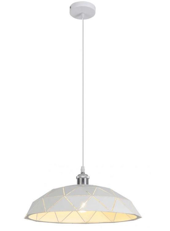 lampada sospensione bianca