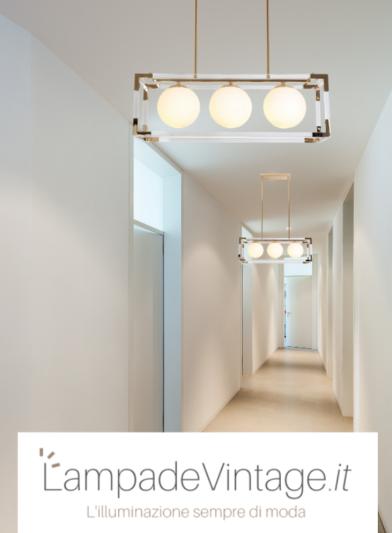 lampade corridoio design