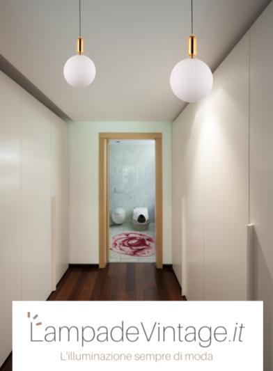 luci corridoio casa